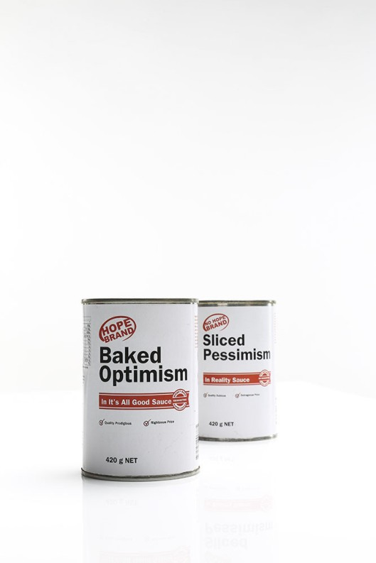 Baked Optimism Tin
