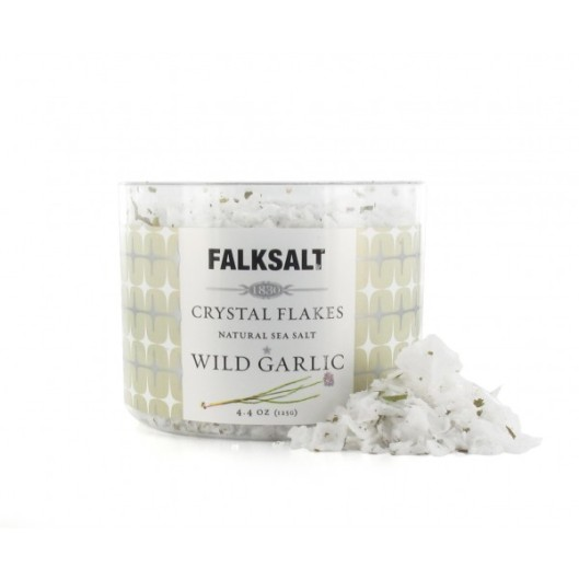 Falksalt Wild Garlic Salt Flakes