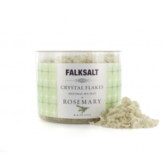 Falksalt Rosemary Salt Flakes