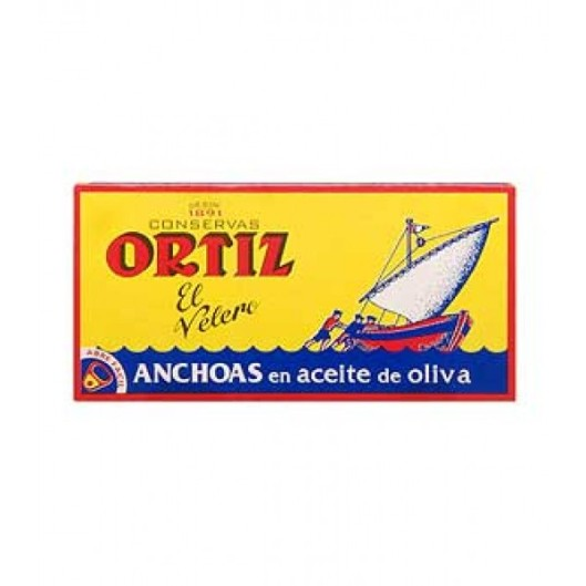 Ortiz anchovies