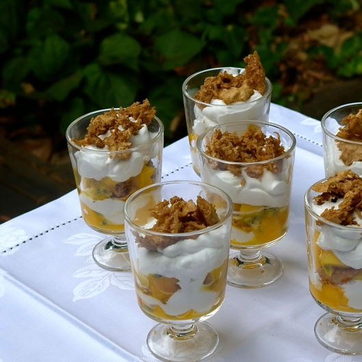 Mango Passion Fruit Eton Mess (TSL-Style)