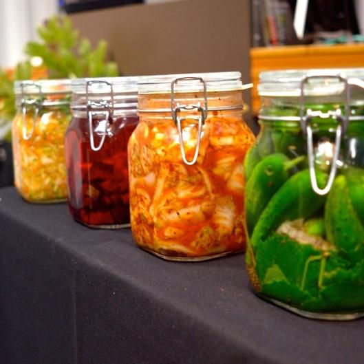 Sandor Katz Fermented vegetables