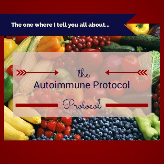 TSL - Autoimmune Protocol