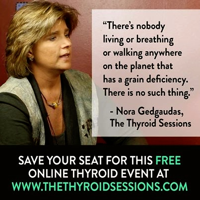 The Thyroid Sessions with Nora Gedgaudas