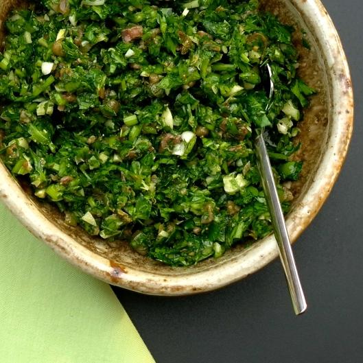 TSL Green Sauce