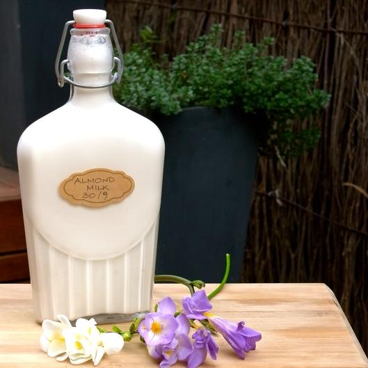 TSL Almond Milk