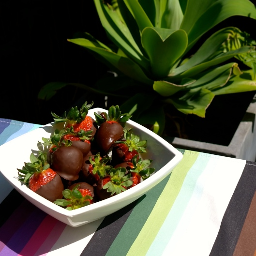 TSL Chocolate Dipped Strawberries
