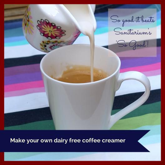 TSL Dairy Free Creamer