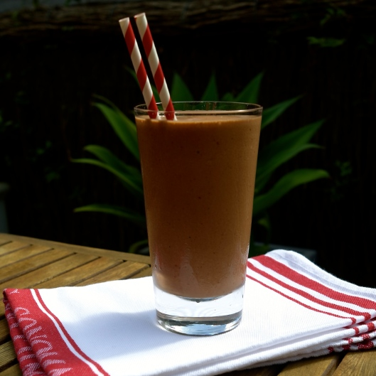 TSL Choc Banana Smoothie