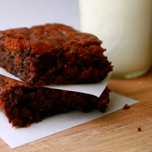 Delighted Momma Flourless Brownies